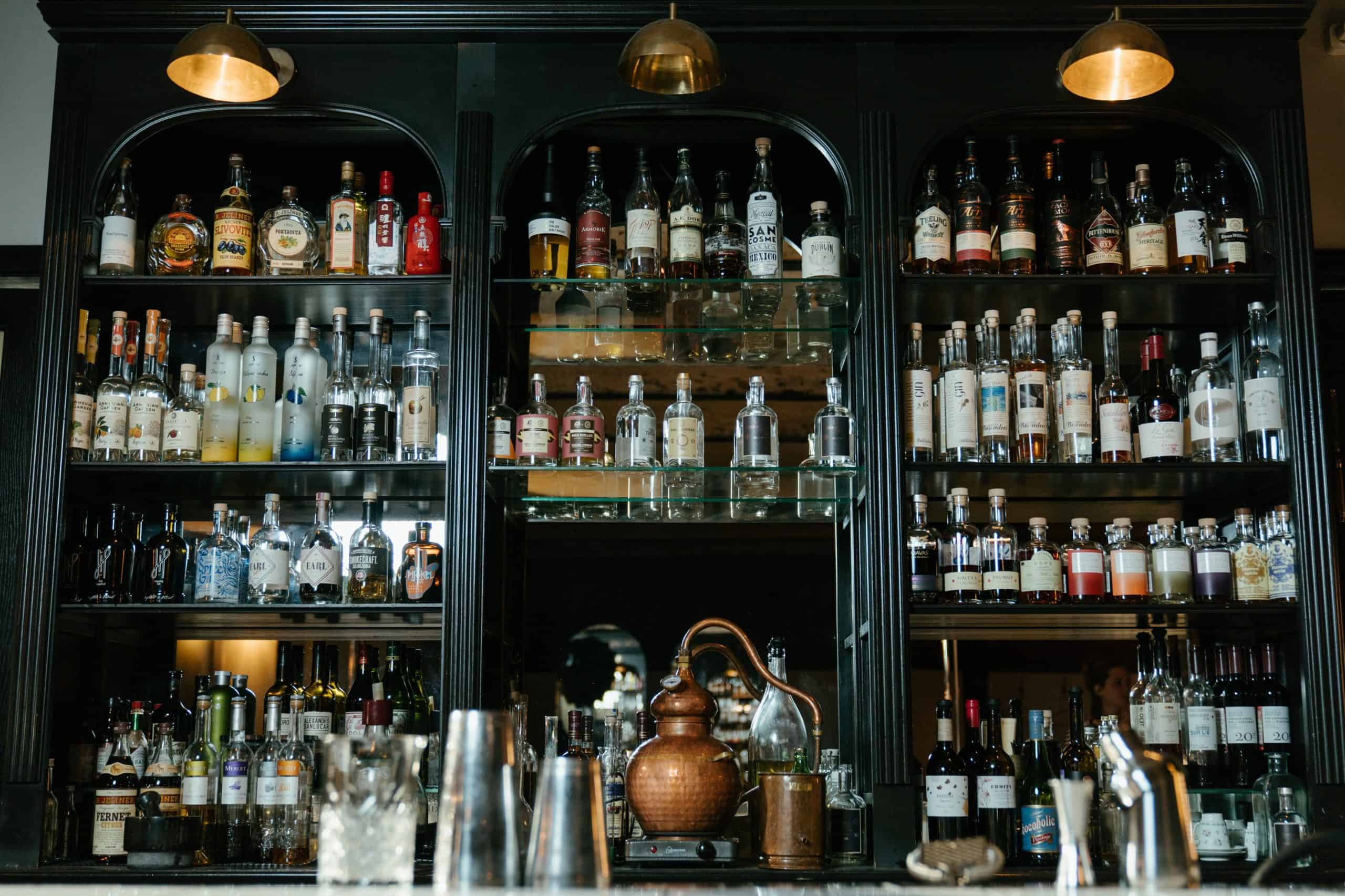 Do You Have the Essentials for a Fabulous Home Bar?